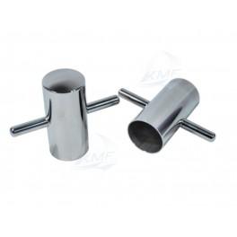 Bollard for welding 100 mm